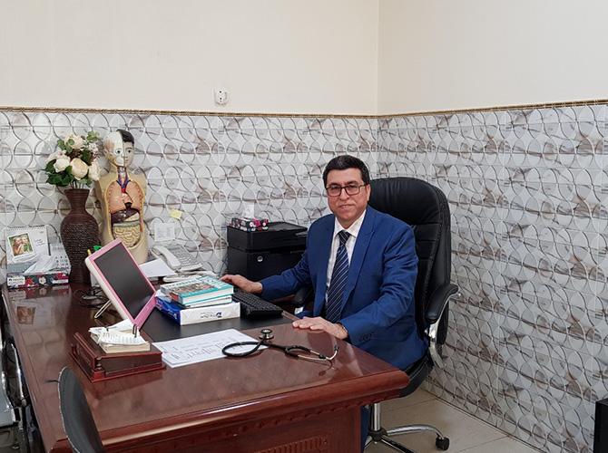 Dr RainUllah Mir (well known as Dr Farhan) – Al Farhan