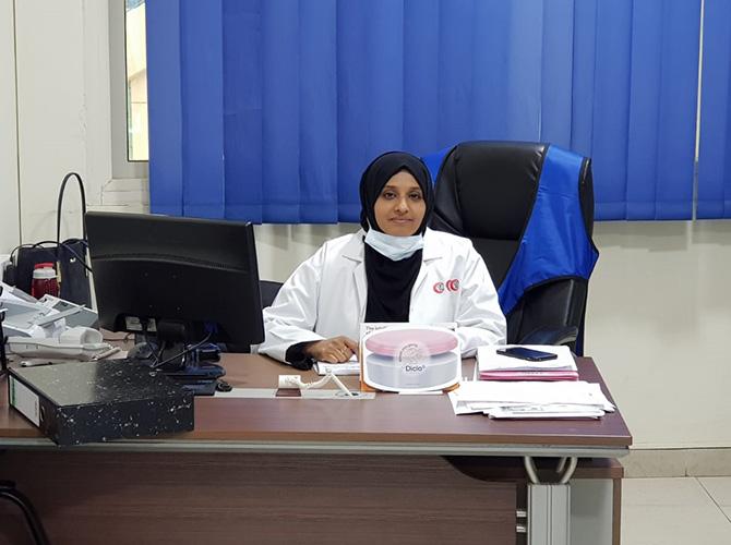 Dr Shebin Shameer Abdulla – Al Farhan Medical Center Baniyas